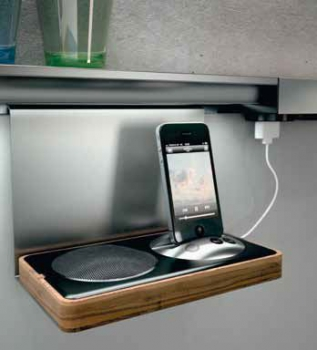 Miro iPod/iPhone Dockingstation Esche